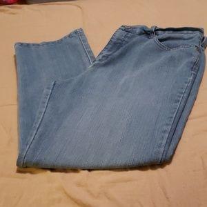 Straight leg Jean's